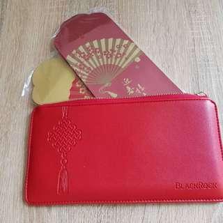 Red packets (BlackRock, JP Morgan& Fidelity)