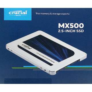 Crucial MX500 2.5-inch Solid State Drive 250GB