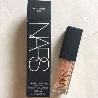 BNIB Nars Larger Than Life Lip Gloss