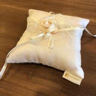 Wedding Ring Pillow from Poh Heng