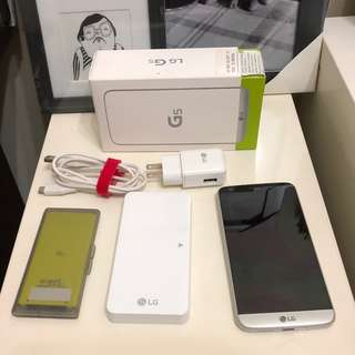 FS: LG G5 (H-860, 32GB, NTC/Local) with Battery Charging Kit and Camera Plus