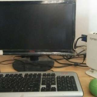 LCD dan PC portable
