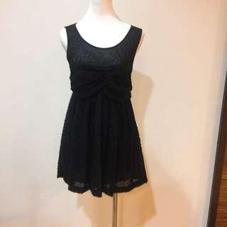 🚚 黑連身洋裝 宴會裝 禮服裝