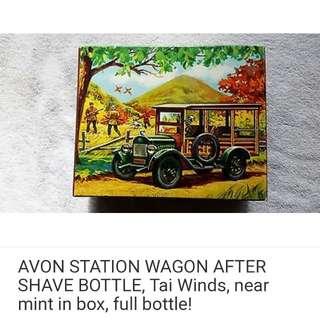 Vintage with original box collectible