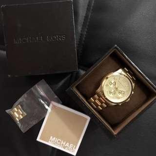 Original Michael Kors Gold watch