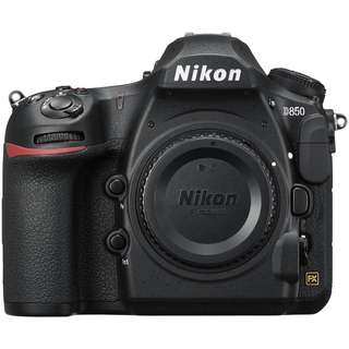 Brand New Authentic Nikon D850