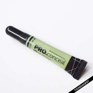 LA Girl HD GREEN Pro Colour Concealer