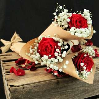 Valentine's Flower Bouquet Vday Delivery 1E7AC