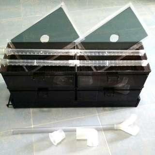2 Tiers Drawer Filter Set