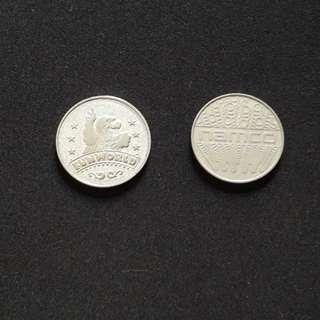 Coin ( Vintage Amusement Park Token)