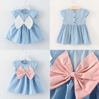 Dress Denim Pita
