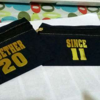 Customized Print Maong Wallets