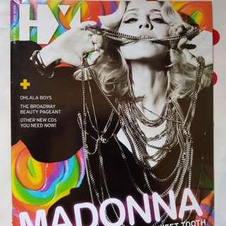 Madonna HX Gay US Magazine