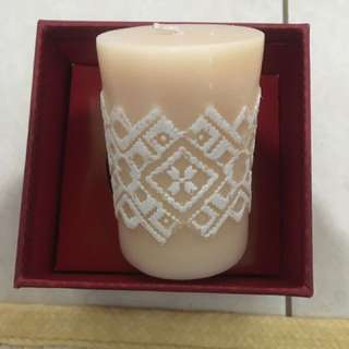 Lilin aroma terapi (scented luxury candles
