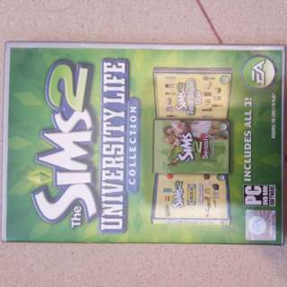 Sims 2 expansion pack