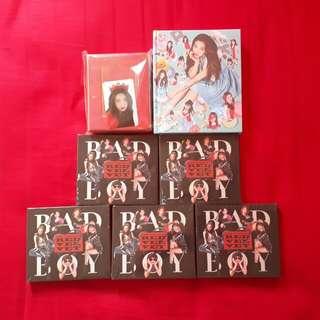 (Proof Batch 6) Red Velvet Album