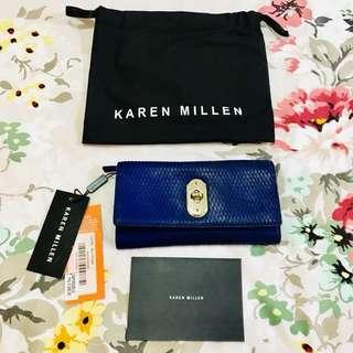 Original Karren Millen Wallet with dust bag & care card