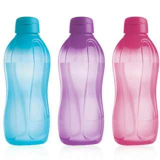 2 liters Tupperware Eco Bottle