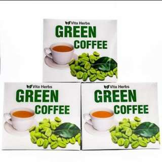 Vita Herbs Green Coffee