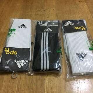 Adidas 襪L號