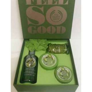 "The Body Shop ""Feel so Good"" Olive Picks"