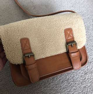 Handbag barely used