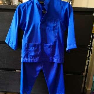 Baju Melayu Budak KAS Tailor