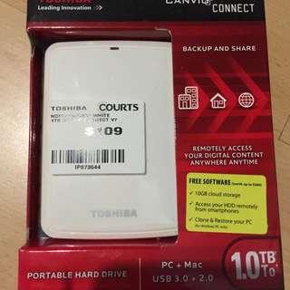 Brand new Toshiba 1TB Harddisk