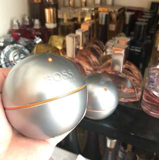 Authentic Hugo Boss in Motion Perfume 90ml