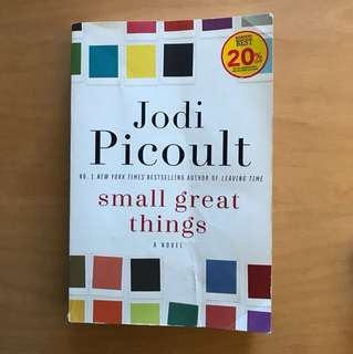 Judi Picoult - Small Great Things