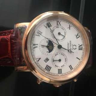 鐵達時手錶 06-2725 全新有說明書 兩年保樣 時間廊17年年底買