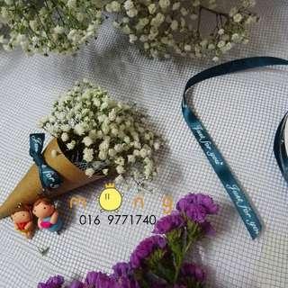 Small flower cone
