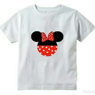 Mickey Mouse Girls Tshirt