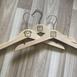 Kids Laser Engraved Hanger