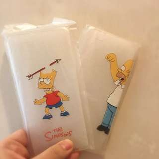 Iphone6 /6S Phone Case手機殻 SIMPSONS FAMILY 辛普森家庭