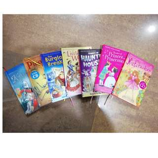 Usborne Young Reading Children's Books Collection