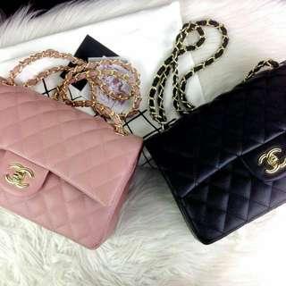 Platinum Chanel Handbag