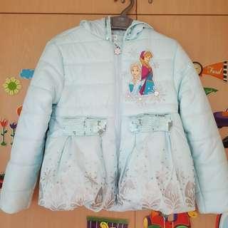 Original Disney Frozen Bubble Jacket