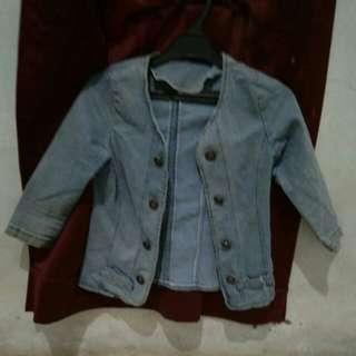 Jaket lepis
