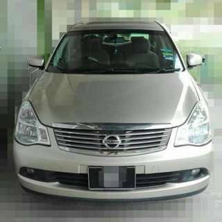 Nissan Sylphy G11 2.0L 4-Speed Automatic     -(SG)-  Year 2007