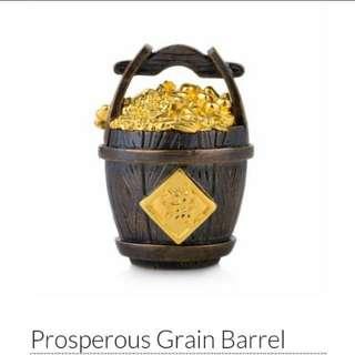 Risis prosperity barrel