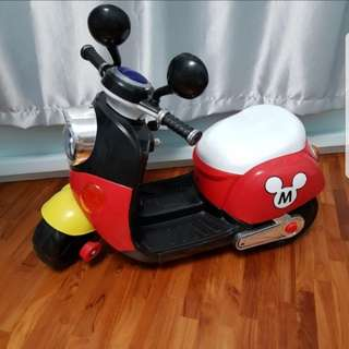 Mickey Mouse Motorbike for Kids