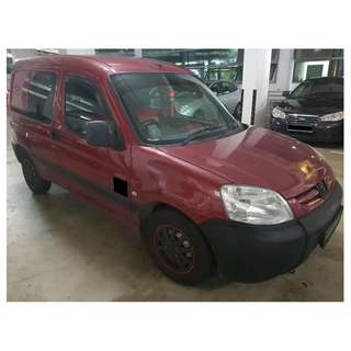 $70 Manual Diesel Vans for Rent | 9880 6776