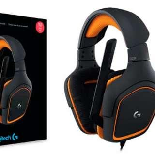 [SALE] Logitech Prodigy G231 Gaming Headset