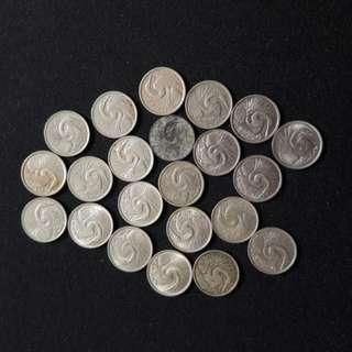 Singapore Vintage Coin