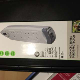Brand new Belkin Surge protector extension cord