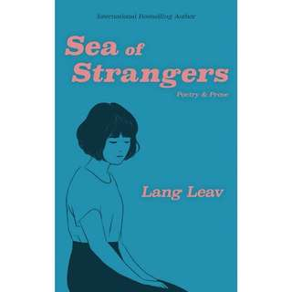 [Instock] Sea of strangers by Lang Leav