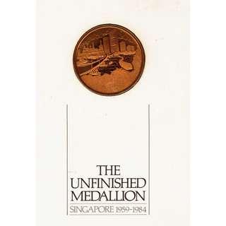 Vintage The Unfinished Medallion Singapore