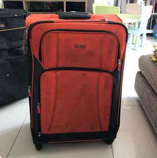 Luggage - big size suitable for long distance