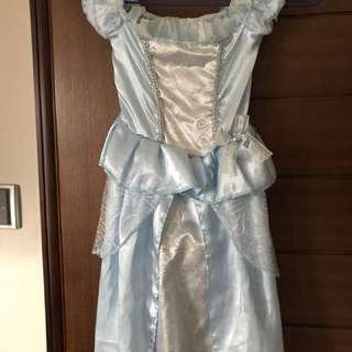 灰姑娘公主裙